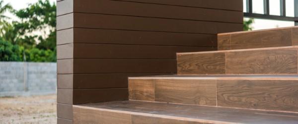 carrelage exterieur escalier