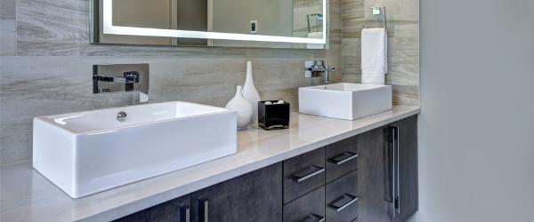 cout salle de bain