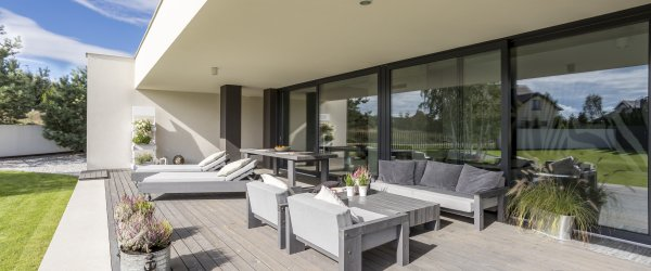 cout terrasse bois