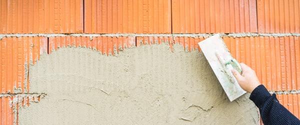 finition mur exterieur