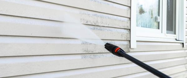 nettoyage murs maison