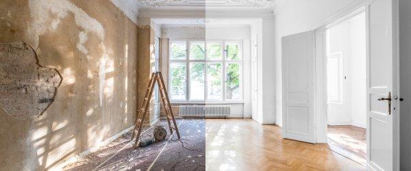 renovation ancien appartement