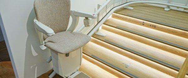 siege escalier